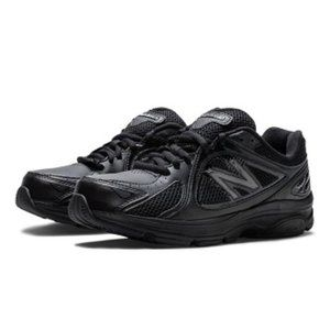 New Balance Low Top Lace Up Mesh Shoes